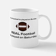 REAL Football Mug
