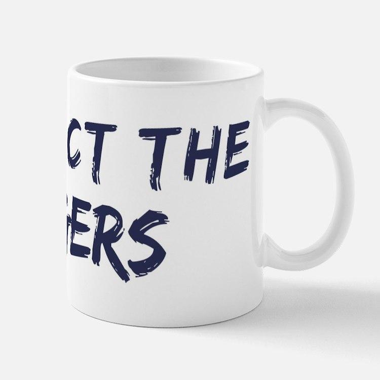 Protect the Tigers Mug