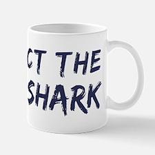 Protect the Silky Shark Mug