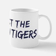 Protect the Siberian Tigers Mug