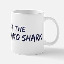 Protect the Shortfin Mako Sha Mug
