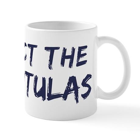Protect the Tarantulas Mug