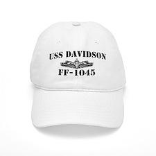 USS DAVIDSON Baseball Cap