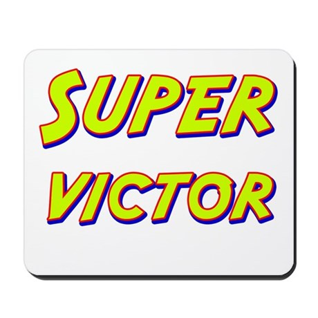 Super victor Mousepad