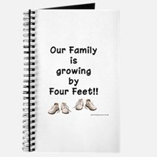 Growing by Four Feet Journal