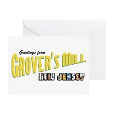 Grover's Mill Greeting Card