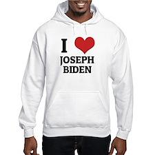 I Love Joseph Biden Jumper Hoody