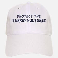Protect the Turkey Vultures Hat