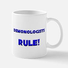 Demonologists Rule! Mug