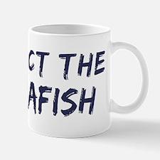 Protect the Zebrafish Mug