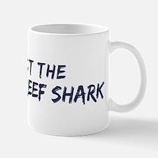 Protect the Blacktip Reef Sha Mug