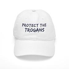 Protect the Trogans Baseball Cap
