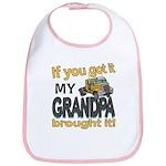 Grandpa Brought it Bib