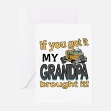 Grandpa Brought it Greeting Cards (Pk of 10)
