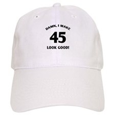 Sexy 45th Birthday Gift Baseball Cap