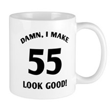 Sexy 55th Birthday Gift Mug