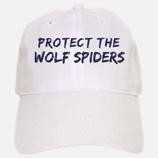 Protect the Wolf Spiders Baseball Baseball Cap