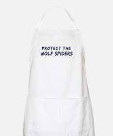 Protect the Wolf Spiders BBQ Apron