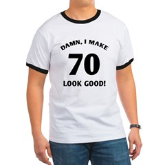 Sexy 70th Birthday Gift T