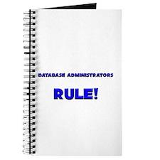 Database Administrators Rule! Journal