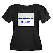 Database Administrators Rule! T