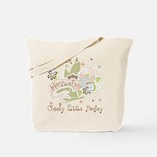 Adorable Hannah Monkey Tote Bag