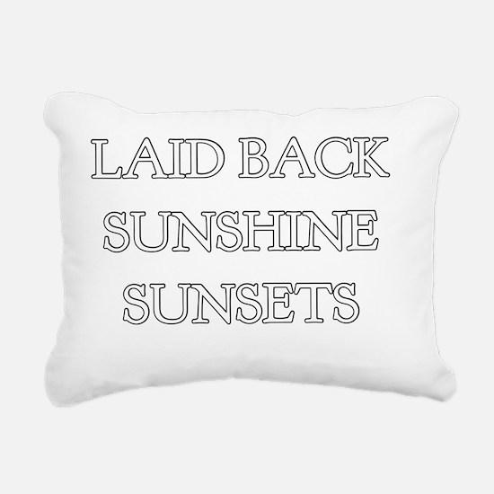 Favourite Rectangular Canvas Pillow