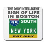 Boston Intelligence Mousepad