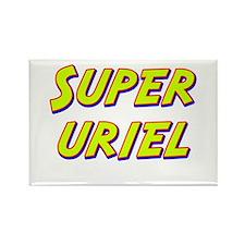 Super uriel Rectangle Magnet