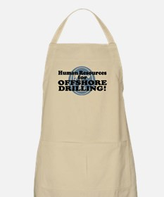 Human Resources For Offshore Drilling BBQ Apron