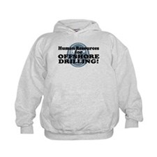 Human Resources For Offshore Drilling Hoodie