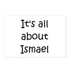 Funny Ismael's Postcards (Package of 8)