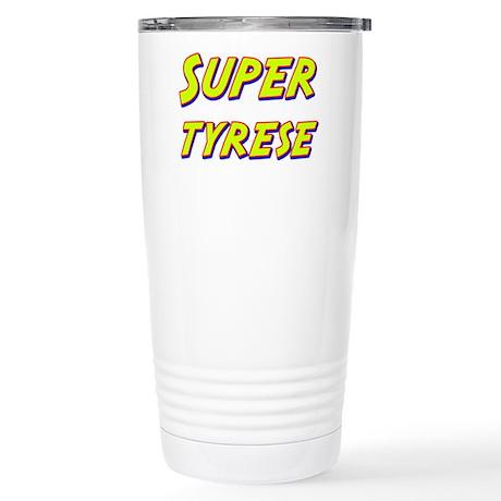 Super tyrese Stainless Steel Travel Mug
