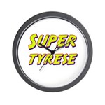 Super tyrese Wall Clock