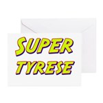 Super tyrese Greeting Cards (Pk of 20)