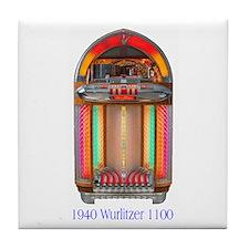 """1100 """"Bullet"""" Tile Coaster"""