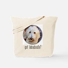 got labradoodle? Tote Bag