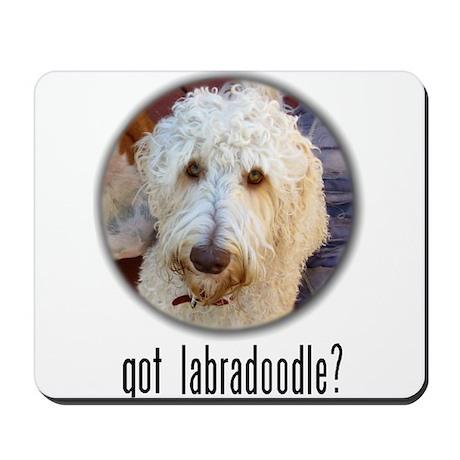 got labradoodle? Mousepad
