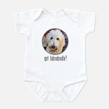 got labradoodle? Infant Bodysuit