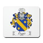 Reggio Family Crest Mousepad