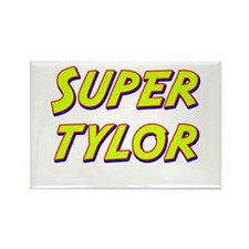Super tylor Rectangle Magnet