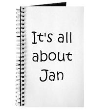 Funny Jan Journal