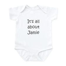 Unique Jamie Infant Bodysuit