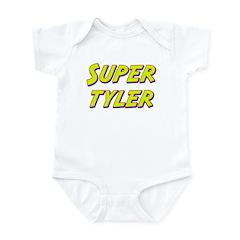 Super tyler Infant Bodysuit