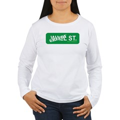 Greedy St. Women's Long Sleeve T-Shirt