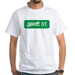 Greedy St. White T-Shirt