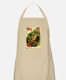 Patriotic Thanksgiving BBQ Apron