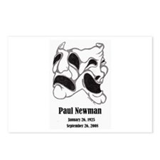 Paul Newman Postcards (Package of 8)