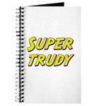 Super trudy Journal
