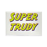 Super trudy Rectangle Magnet (10 pack)